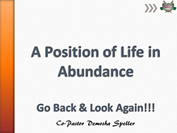 A-Position-of-Life-in-Abundance