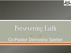 Persevering-Faith