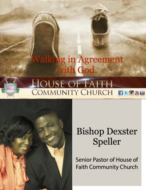 Walking in Agreement with God