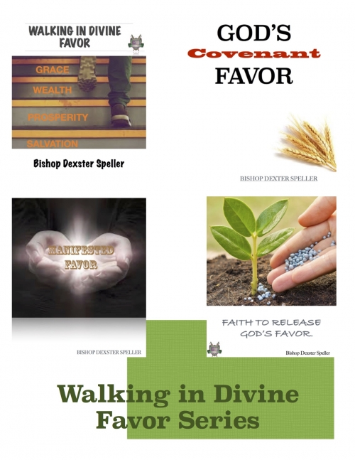 Walking in Divine Favor Series